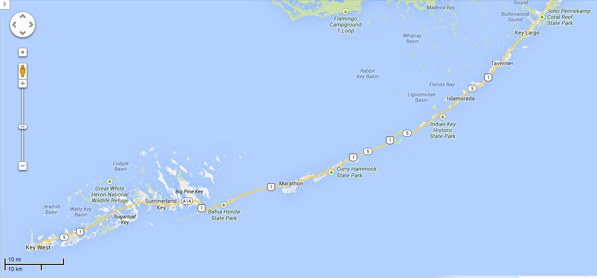 Map Of Florida Keys Beaches.The Florida Beaches Royalty Tour August 2013 Part 1 The Shell King